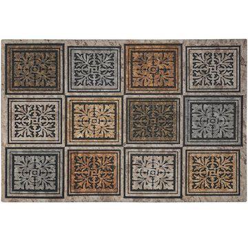 Mohawk Home Masonry Foliage Doormat