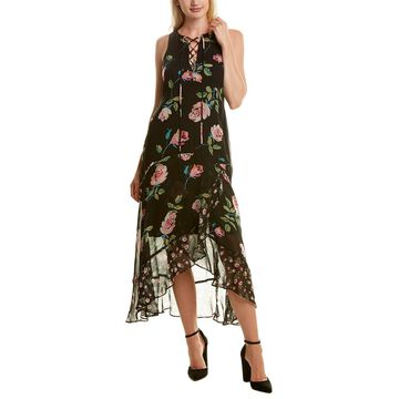 Nanette Lepore Roses Dress