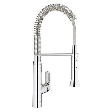 GROHE K7 Chrome Single-Lever Faucet