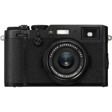 Fujifilm X100F Digital Camera (Black)