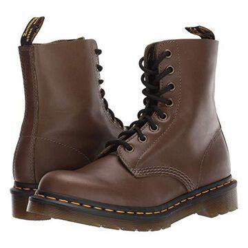 Dr. Martens 1460 Pascal Wanama (DMS Olive Wanama) Women's Shoes
