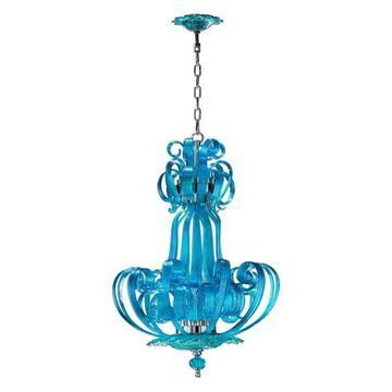 Cyan Design Florence Transitional Chandelier