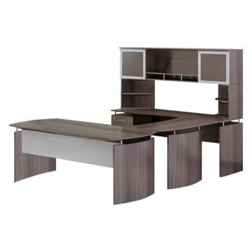 Mayline Medina Series - Suite 35 in Gray Steel