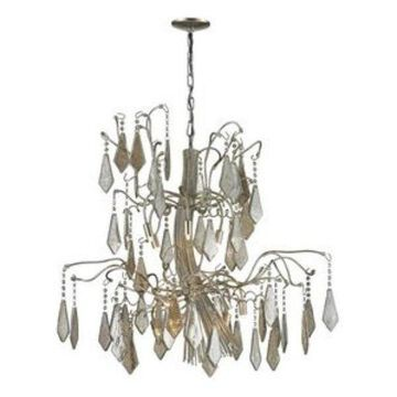 Elk Lighting Nimbus, Twelve Light Chandelier