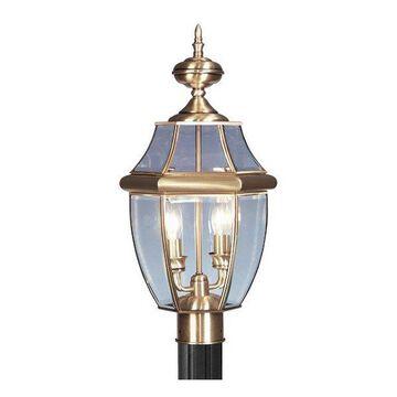 Livex Lighting 2254-01 Outdoor Post Head