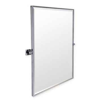 Gatco Elevate Framed Rectangular Mirror in Chrome