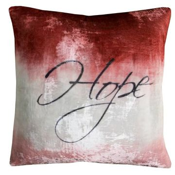 Rizzy Home Cindy Hope Pillow