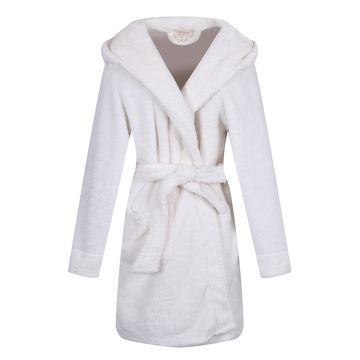 Richie House Women's Soft and Warm Bathrobe Robe with Ears