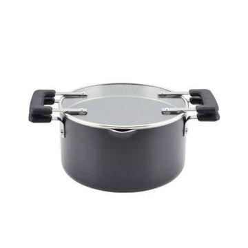Farberware Cookstart 6-Quart Straining Saucepot