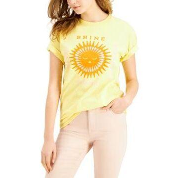 Junk Food Cotton Shine Bright Graphic T-Shirt