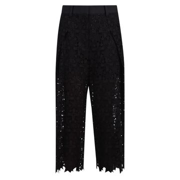 Sacai Lace Trousers