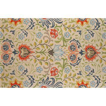Momeni Newport Nottingham Floral Wool Rug, Multi, 2X3 Ft