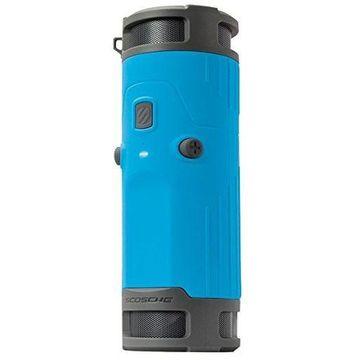 SCOSCHE BTBTLBL boomBOTTLE Weatherproof Wireless Portable Speaker - Retail Pa...