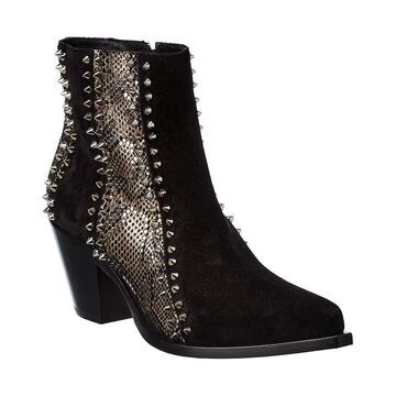 Christian Louboutin My Guitar Donna 65 Suede Bootie