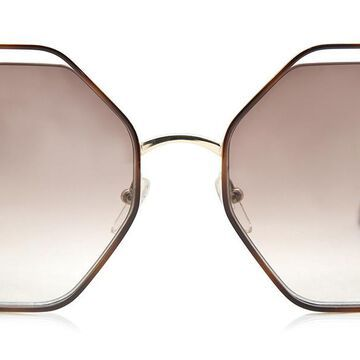 Chloe CE 132SRI 258 Womenas Sunglasses Gold Size 58