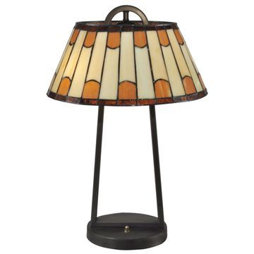 Dale Tiffany Wedgewood Table Lamp