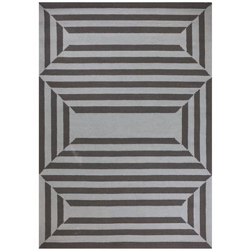 Hamptons Emerson 7' Indoor/Outdoor Round Area Rug