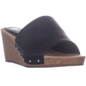 Style & Co. Womens Carinii Open Toe Mules
