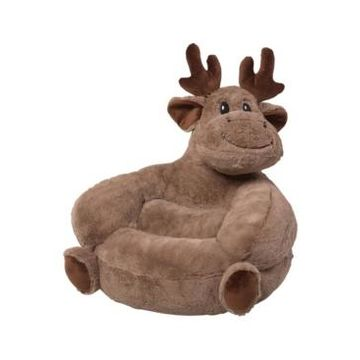 Trend Lab Plush Moose Character Chair Bedding