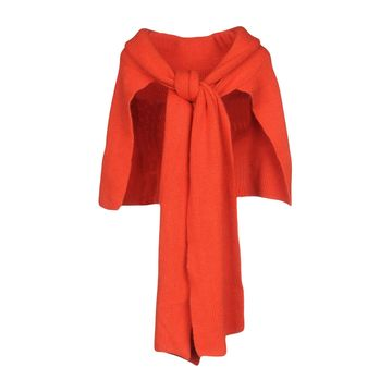CEDRIC CHARLIER Capes & ponchos