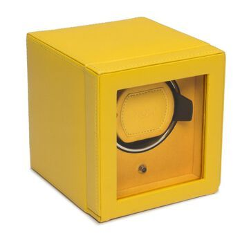 WOLF Yellow Cub Single Winder with Cover