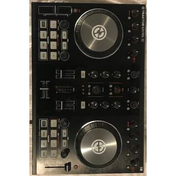 Used Traktor Kontrol S2 MKII DJ Controller