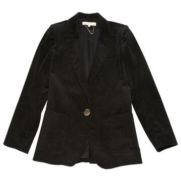 Vanessa Bruno \N Black Velvet Jackets