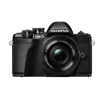 Olympus E-M10Mark III 161MP Wi-Fi Camera - Black