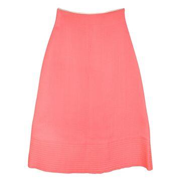 Roksanda Pink Wool Skirts