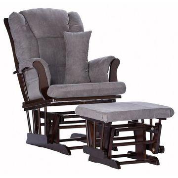 Storkcraft Tuscany Glider Chair & Ottoman