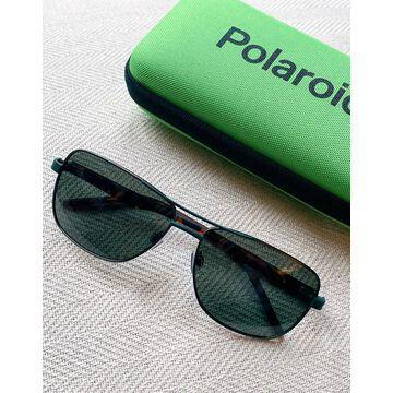 Polaroid aviator sunglasses-Black