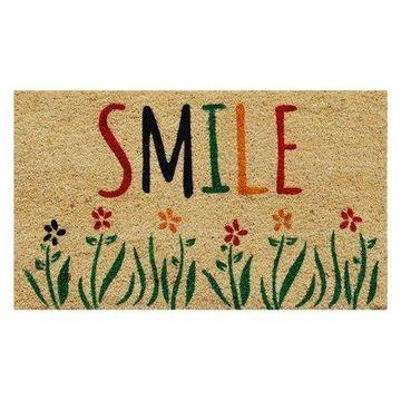 Home & More Smile Doormat