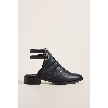 Steven by Steve Madden Buckled Ankle Booties