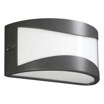 PLC Lighting 1-Light Outdoor Fixture Baco Collection 1727 BZ