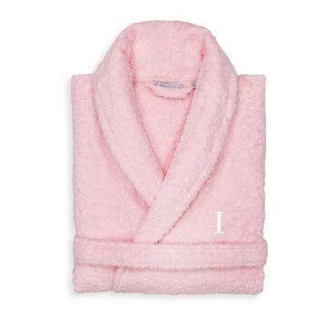 Linum Home Textiles Turkish Cotton Terry Cloth Bathrobe, Men's, Size: Small/Medium, Multicolor