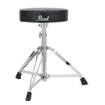 Pearl D50 Throne, Round Cushion - Double-Braced Legs