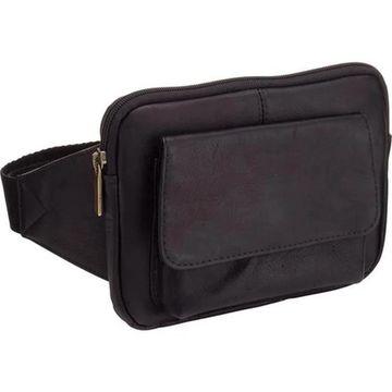 LeDonne Journey Waist Bag LD-9880 Black - US One Size (Size None)