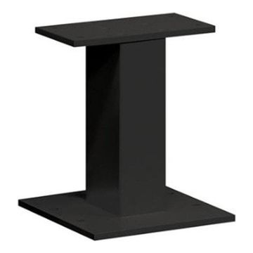Salsbury Industries 3385BLK Replacement Pedestal, Black, 14.5