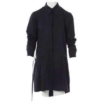 Kenzo Navy Viscose Dresses