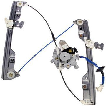 Dorman 751-212 Front Passenger Side Power Window Motor and Regulator Assembly for Select Nissan Models