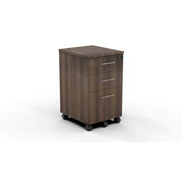 Mayline Medina Freestanding Credenza Pedestal Box/Box/File