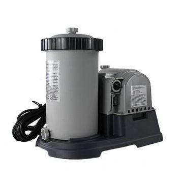 Intex Krystal Clear 2500 GPH Above Ground Swimming Pool Cartridge Filter Pump