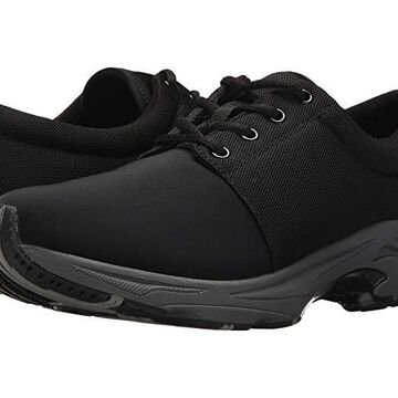 Drew Exceed (Black Mesh/Stretch) Men's Shoes