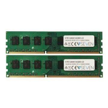 V7 2X8GB KIT DDR3 1600MHZ CL11 MEM
