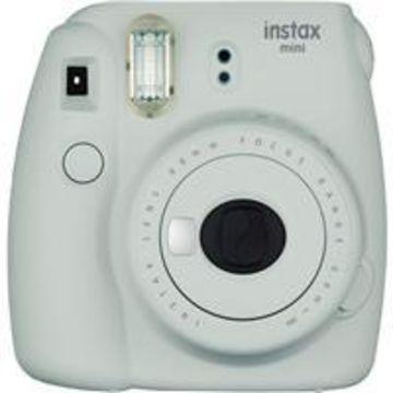 Fujifilm Instax Mini 9 Camera, Smoky White