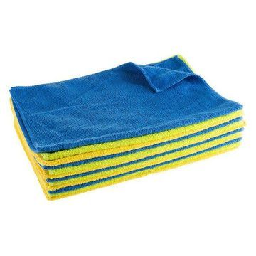 Microfiber Cloths,Cleaning Towels Dust Polish and Clean, Set of 12