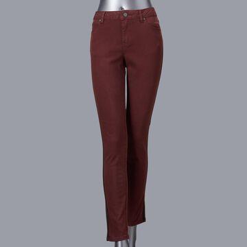 Women's Simply Vera Vera Wang Flex Skinny Pants