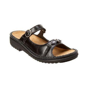 Naot Womens Kyra Open Toe Casual Slide Sandals - 5.5