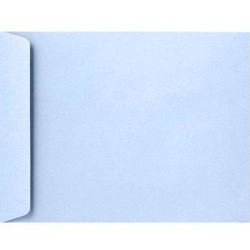 6 x 9 Open End Envelopes - Baby Blue (1000 Qty.)