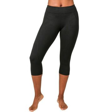 Women's Soybu Commando Yoga Capri Leggings